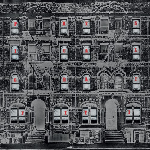 Led Zeppelin - Physical Graffiti re-issue