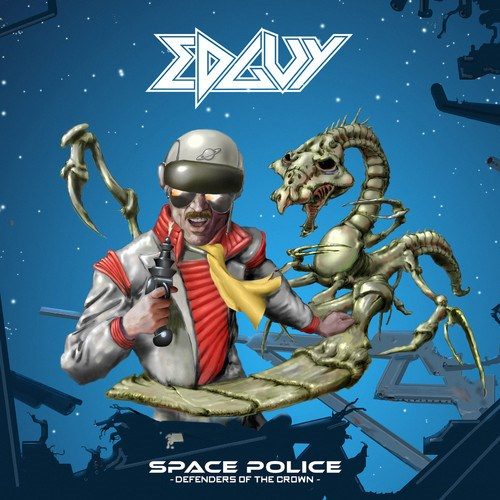 Space Police - Defenders Of The Crown