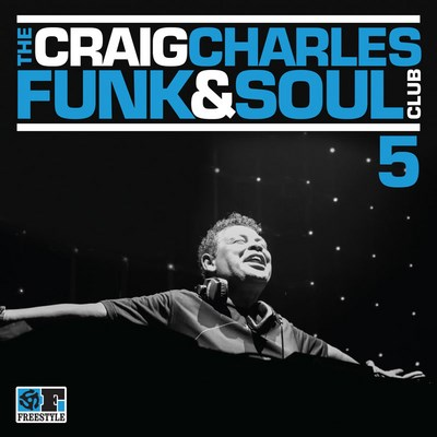 The Craig Charles Funk & Soul Club - Volume 5
