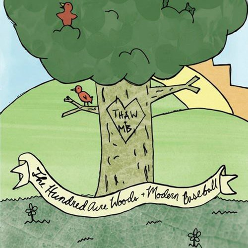 Modern Baseball/The Hundred Acre Woods Split