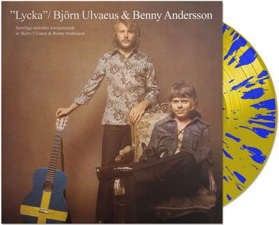 Lycka (Blue and Yellow Vinyl)