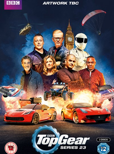 Top Gear: Series 23
