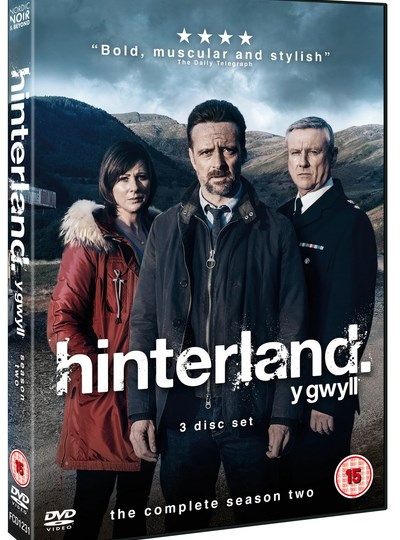 Hinterland: The Complete Season Two