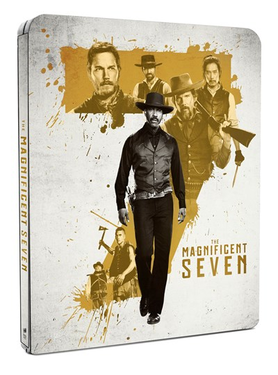 The Magnificent Seven (hmv Exclusive) Limited Edition Steelbook