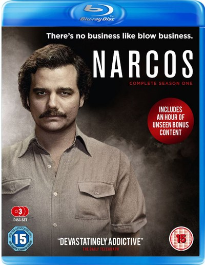 Narcos: The Complete Season One
