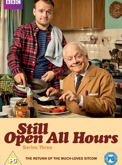 Still Open All Hours: Series 3