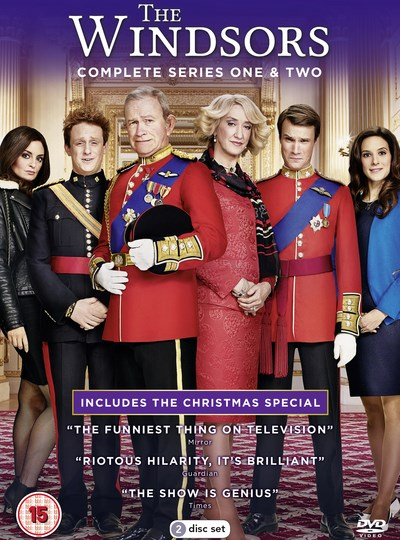 The Windsors: Complete Series 1 & 2
