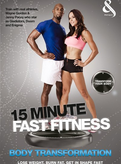 15 Minute Fast Fitness