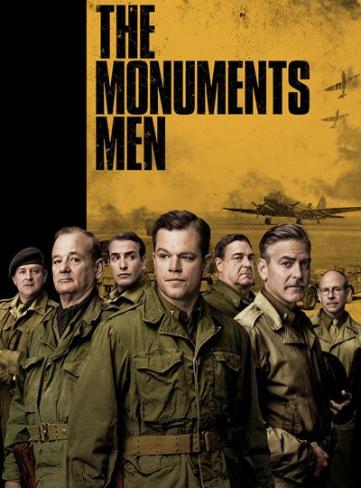 The Monuments Men - Staff Pick