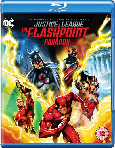 Justice League: The Flashpoint Paradox (hmv Exclusive)