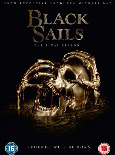 Black Sails: Complete Series Four