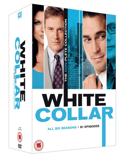 White Collar: Seasons 1 - 6 The Con-plete Collection