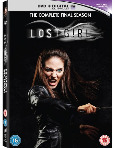 Lost Girl: The Complete Final Season