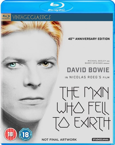 The Man Who Fell To Earth 40th Anniversary