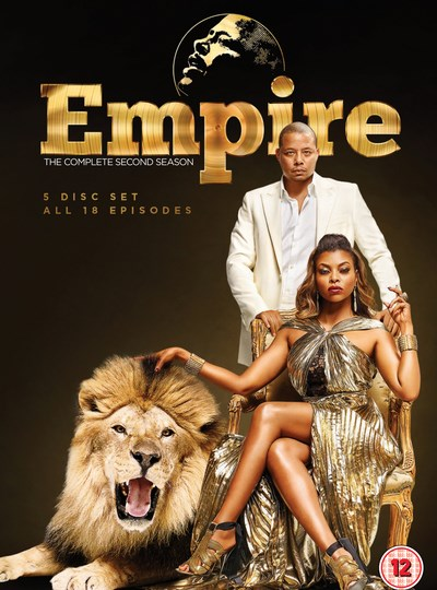 Empire: The Complete Second Season