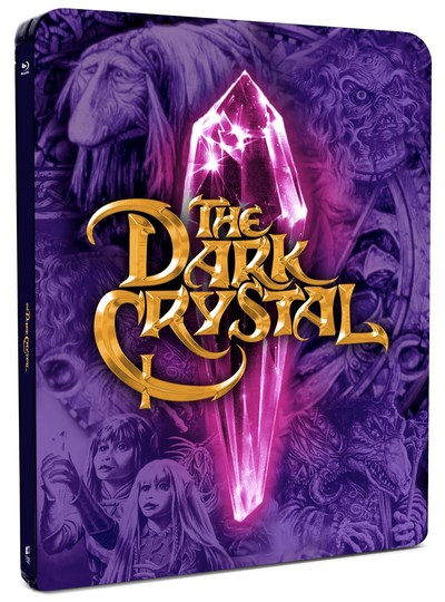 The Dark Crystal (hmv Exclusive) Limited Edition Steelbook