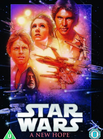 Star Wars Episode IV - A New Hope