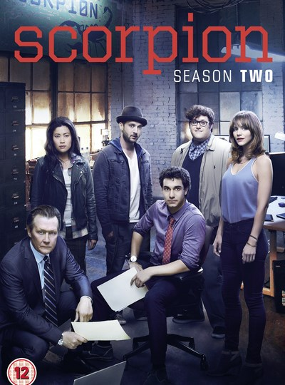 Scorpion: Season Two