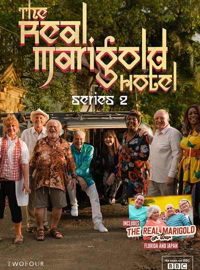 The Real Marigold Hotel: Series 2