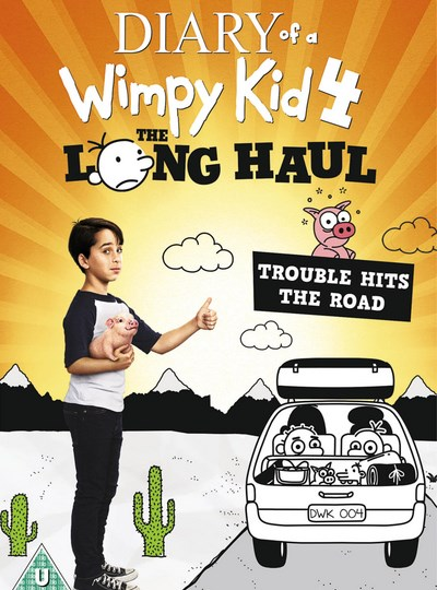 Diary of a Wimpy Kid 4 - The Long Haul