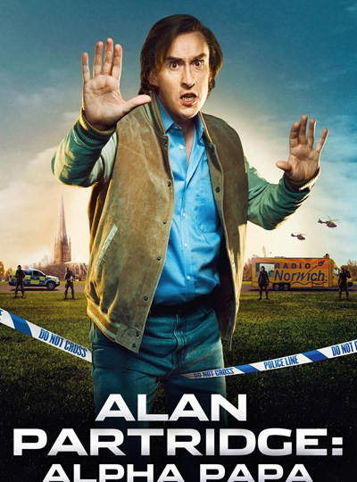Alan Partridge: Alpha Papa