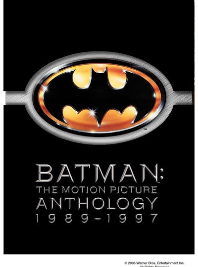 Batman: Motion Picture Anthology