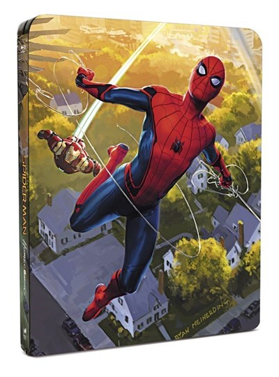 Spider-Man - Homecoming (hmv Exclusive)